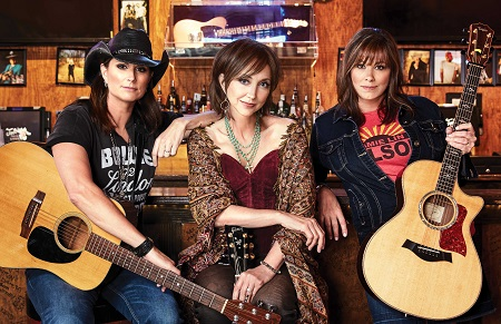 CHICKS WITH HITS: TERRI CLARK, PAM TILLIS, SUZY BOGGUSS